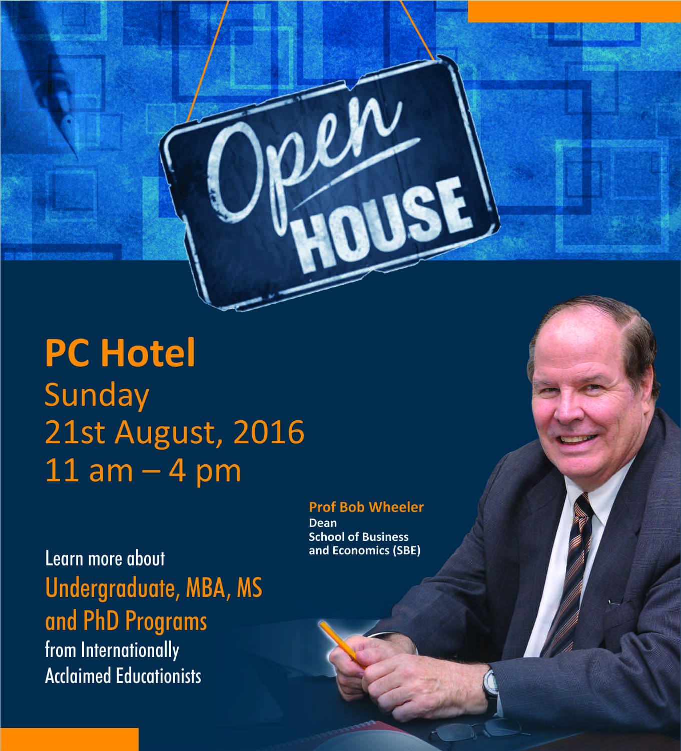 Open House SBE UMT