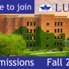 Admissions at LUMS