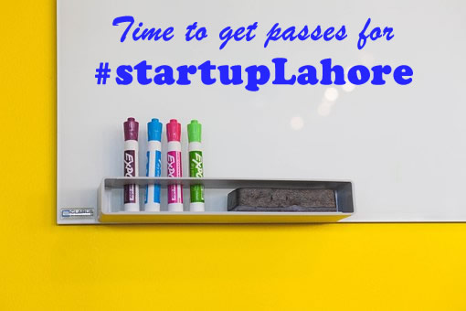 Here is why you should attend Startup Lahore