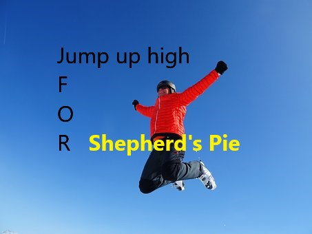 Shepherd's Pie Season 3